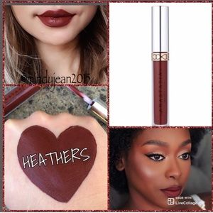 Anastasia Beverly Hills 🖤 HEATHERS